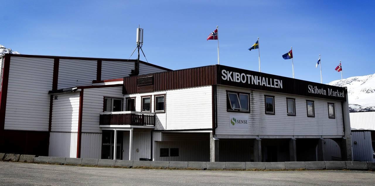 Hva skjer i Skibotnhallen?